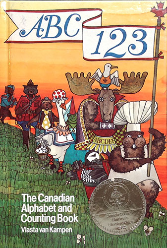ABC/123: The Canadian Alphabet and Counting Book