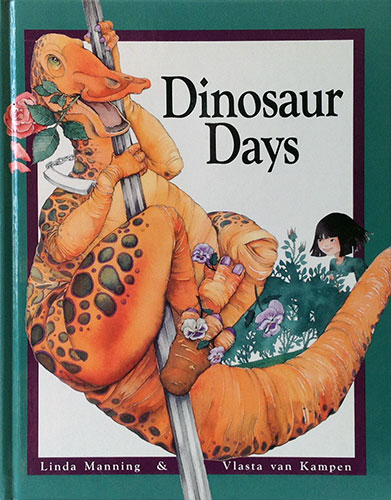 Dinosaur-Days-Cover