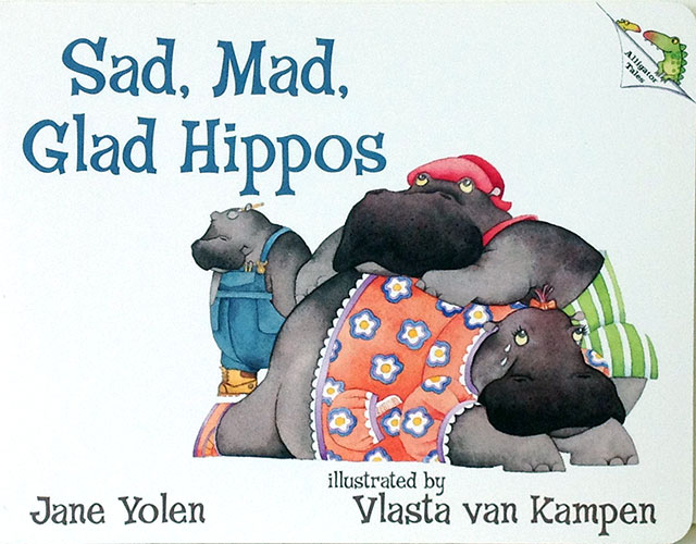 Sad Mad Glad Hippos image1