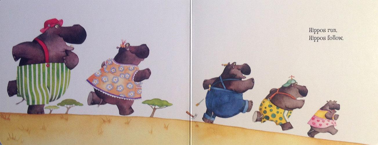 hippos-run